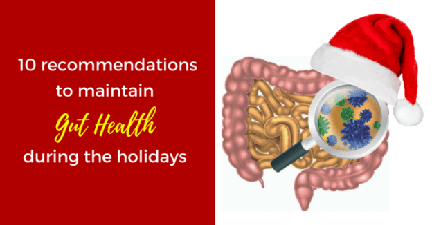 recommendations to maintain gut health during the holidays picture