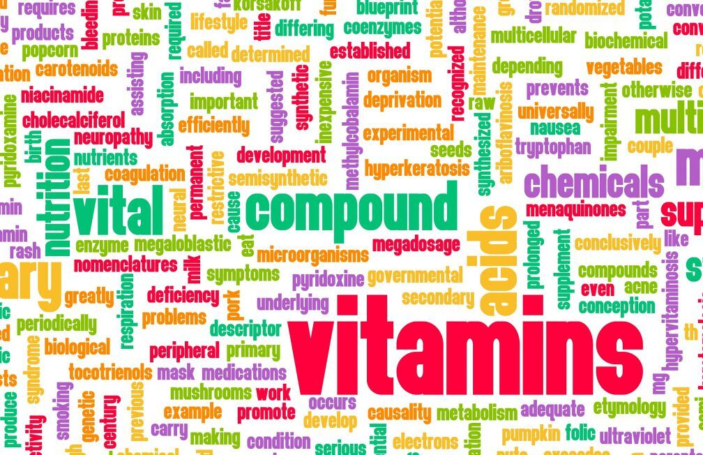 Vitamins and Minerals Immune Competence